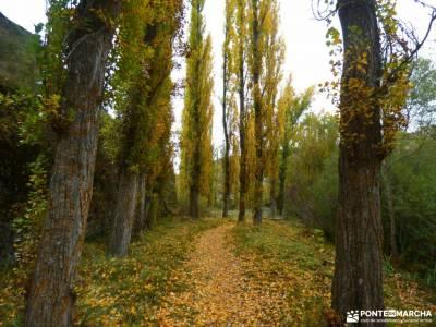 Hoces Río Duratón-Sepúlveda; cabo de creus caminos de santiago costa azahar valle del roncal